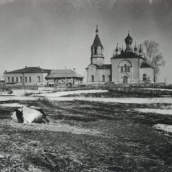 Вьюны. Церковь Святой Живоначальной Троицы