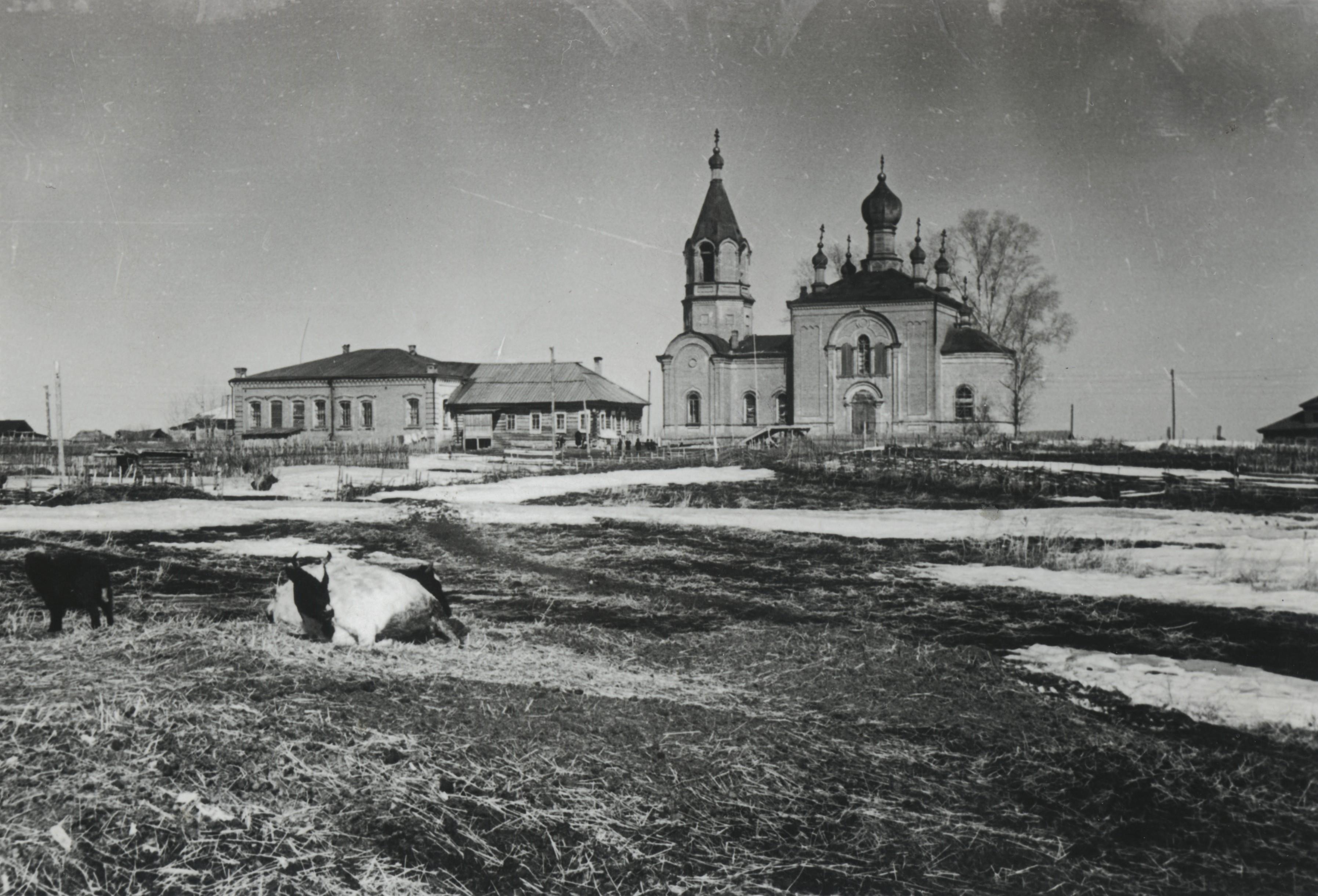 Вьюнская церковь Святой Живоначальной Троицы