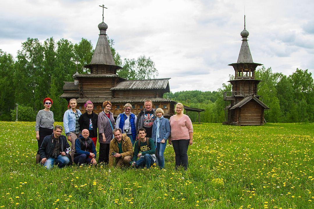 Новосибирские блогеры посетили старейший православный храм