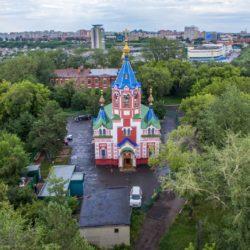 Омск, Военный храм, Православная инициатива, проект, Дмитрий Лапин, Фонд Башмакова