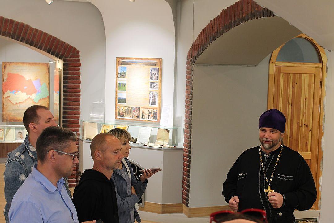 При храме есть музей, в котором размещены свидетельства о страшном времени - истории тех, кто сидел, и тех, кто охранял. Фото: Ульяна ДЖАНКОВА