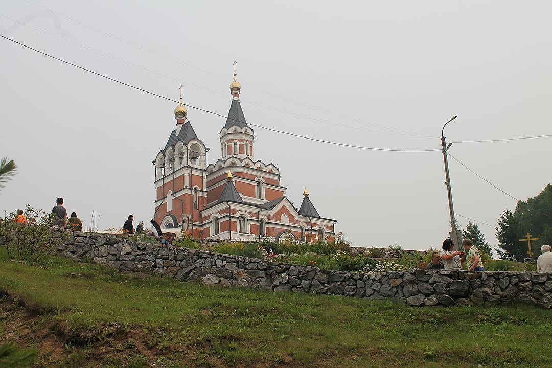 Об этом месте хорошо известно паломникам. Фото: Ульяна ДЖАНКОВА
