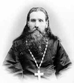 Протоиерей Николай Антонович Завадовский