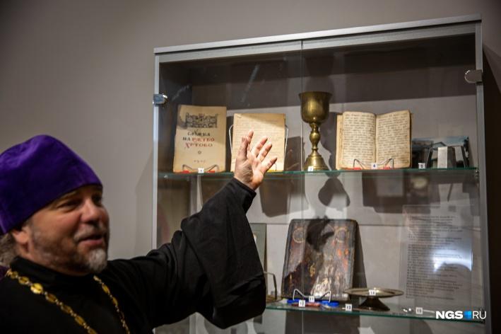 В годы репрессий предметы церковного быта уничтожались, выпуск церковной литературы был жёстко ограничен