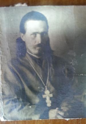 Священник Филипп Кидалашев (1871-1937)
