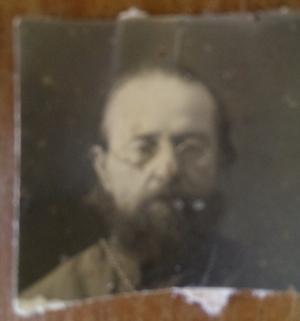 Протоиерей Стефан Человечков (1873-1937)