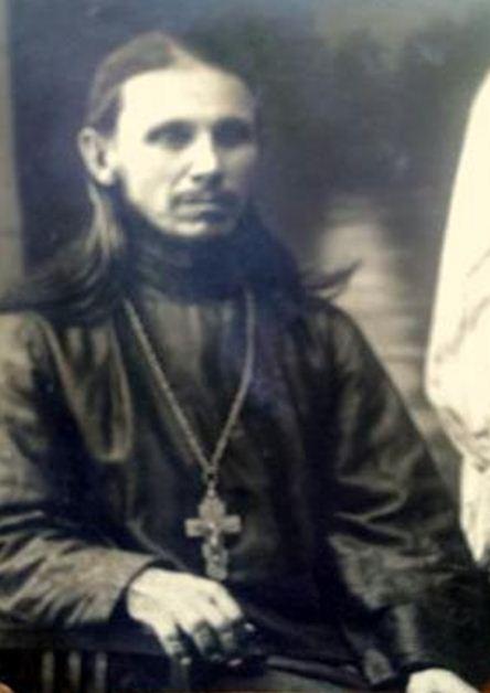 Лебедев Гавриил Никанорович, настоятель Вознесенского собора г.Новосибирска–Новониколаевска