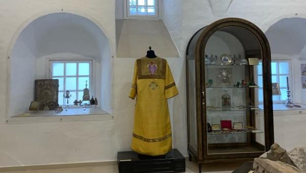 В Серпухове появился музей с сокровищами и погребальными предметами