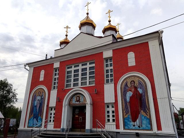 Храм Михаила Архангела: навстречу столетию