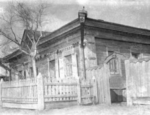 Ирина Келина. Архитектурный облик старого Бердска