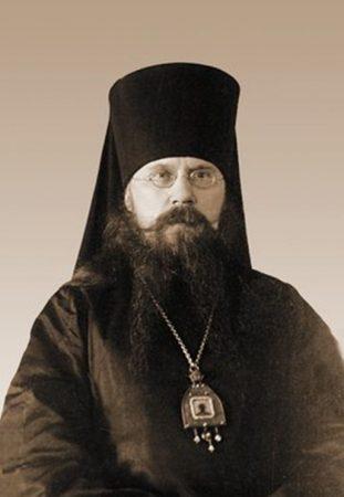 Евфимий (Лапин), еп. Барнаульский. Фотография. 10-е гг. XX в. (РГИА)