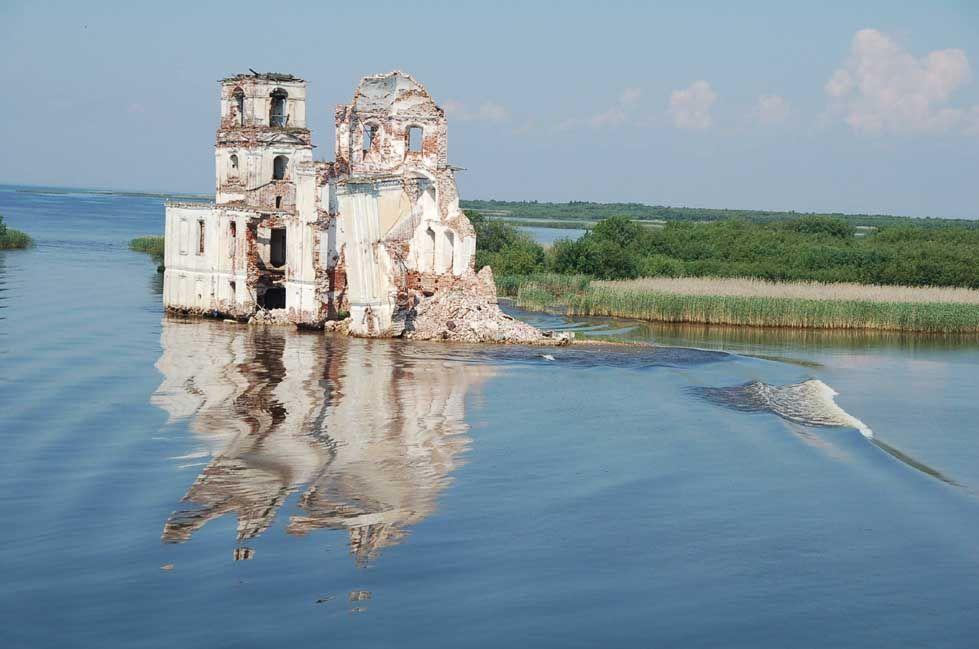3D-музей покажет храмы и монастыри затопленной Мологи