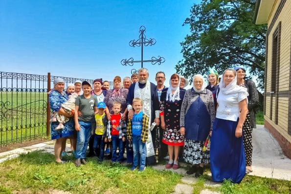 Память расстрелянного настоятеля почтили в татарстанском селе